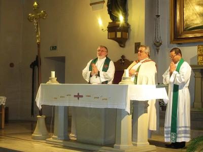 Alliansspalvus Tallinna katoliku katedraalis