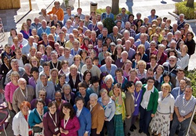 misjonikonverentsil Peniscolas
