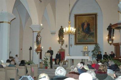 Palveõhtu Peeter-Pauli kirikus