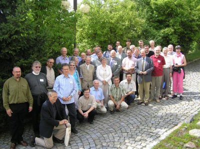 Praha konverentsist osavõtjad