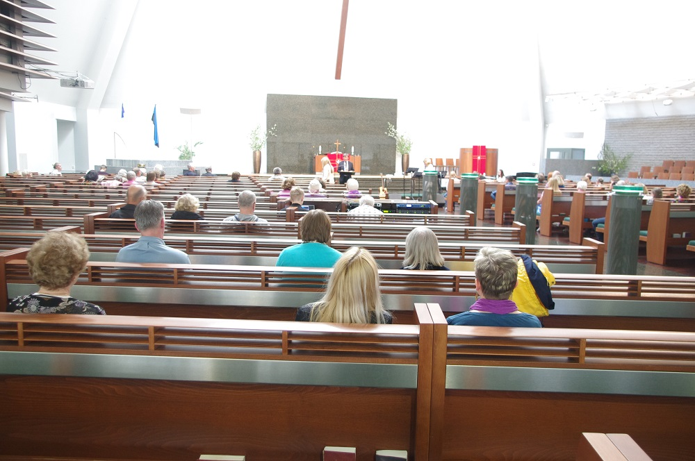 Palvepäev Tallinnas